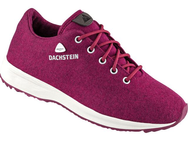 Dachstein Dach-Steiner Zapatos de Estilo de Vida Alpino Mujer, cranberry